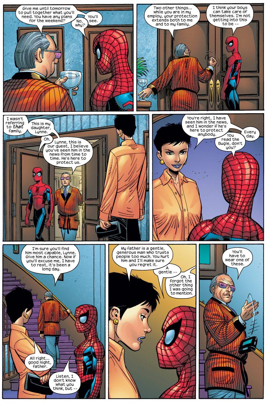 A Mobster Hires Spider-Man