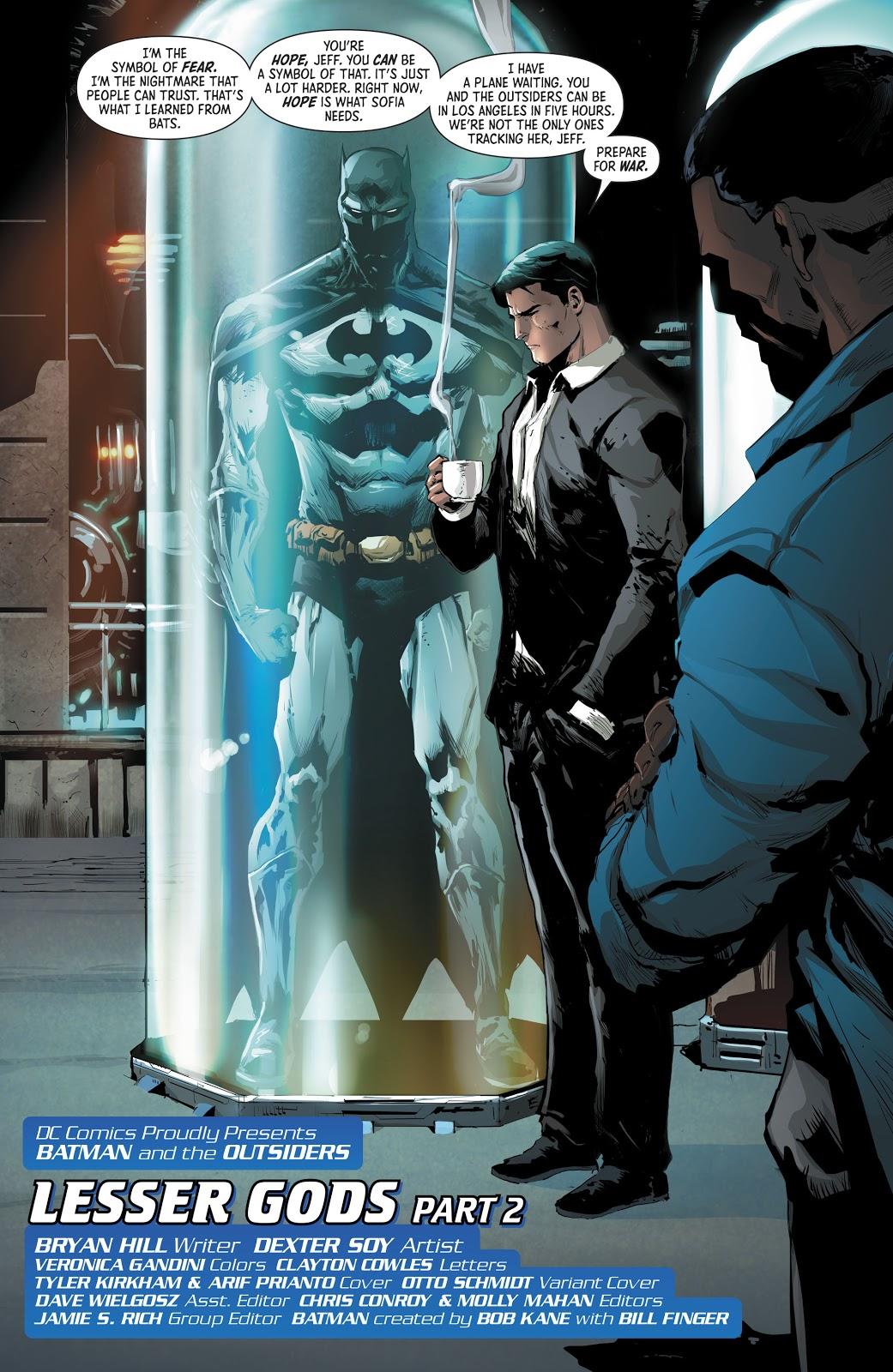 Batman (Batman And The Outsiders Vol. 3 #2)