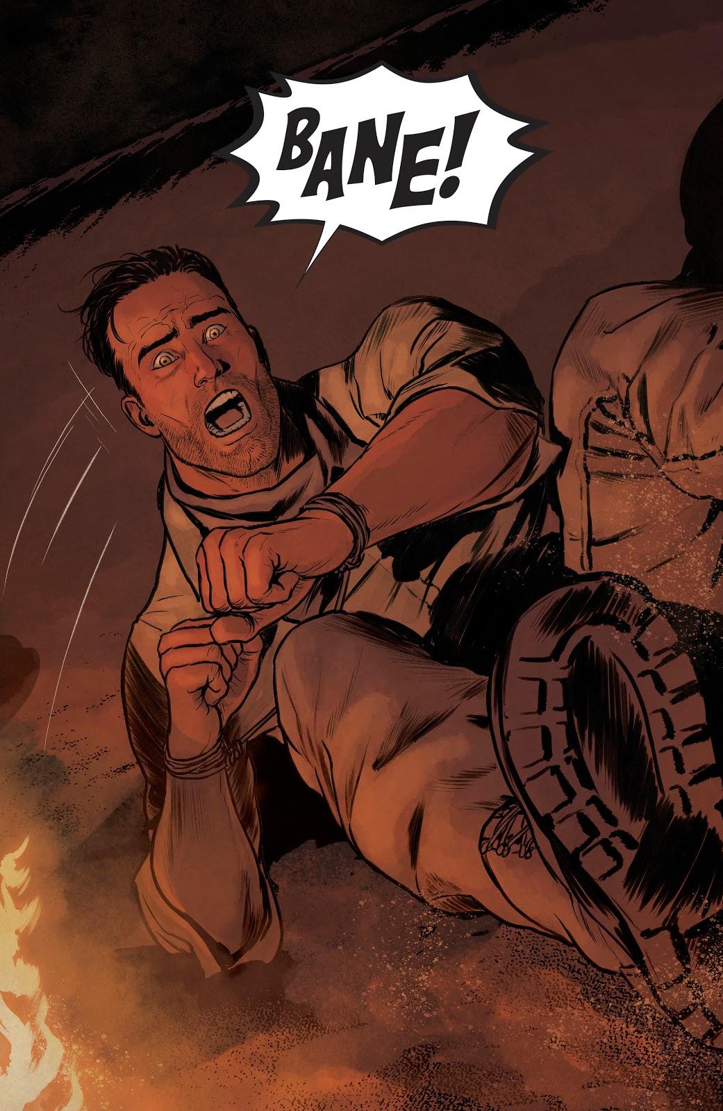 Bruce Wayne (Batman Vol. 3 #73)