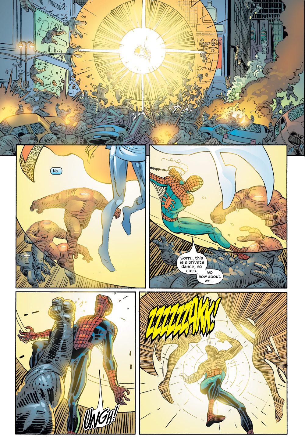 Doctor Strange And Spider-Man VS Dormammu