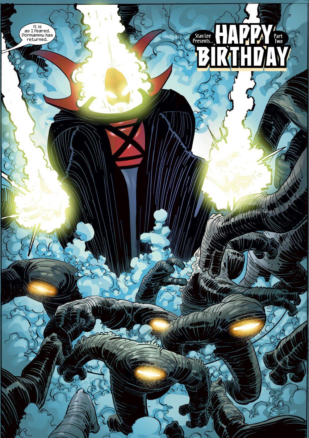 Dormammu (The Amazing Spider-Man Vol. 2 #58)