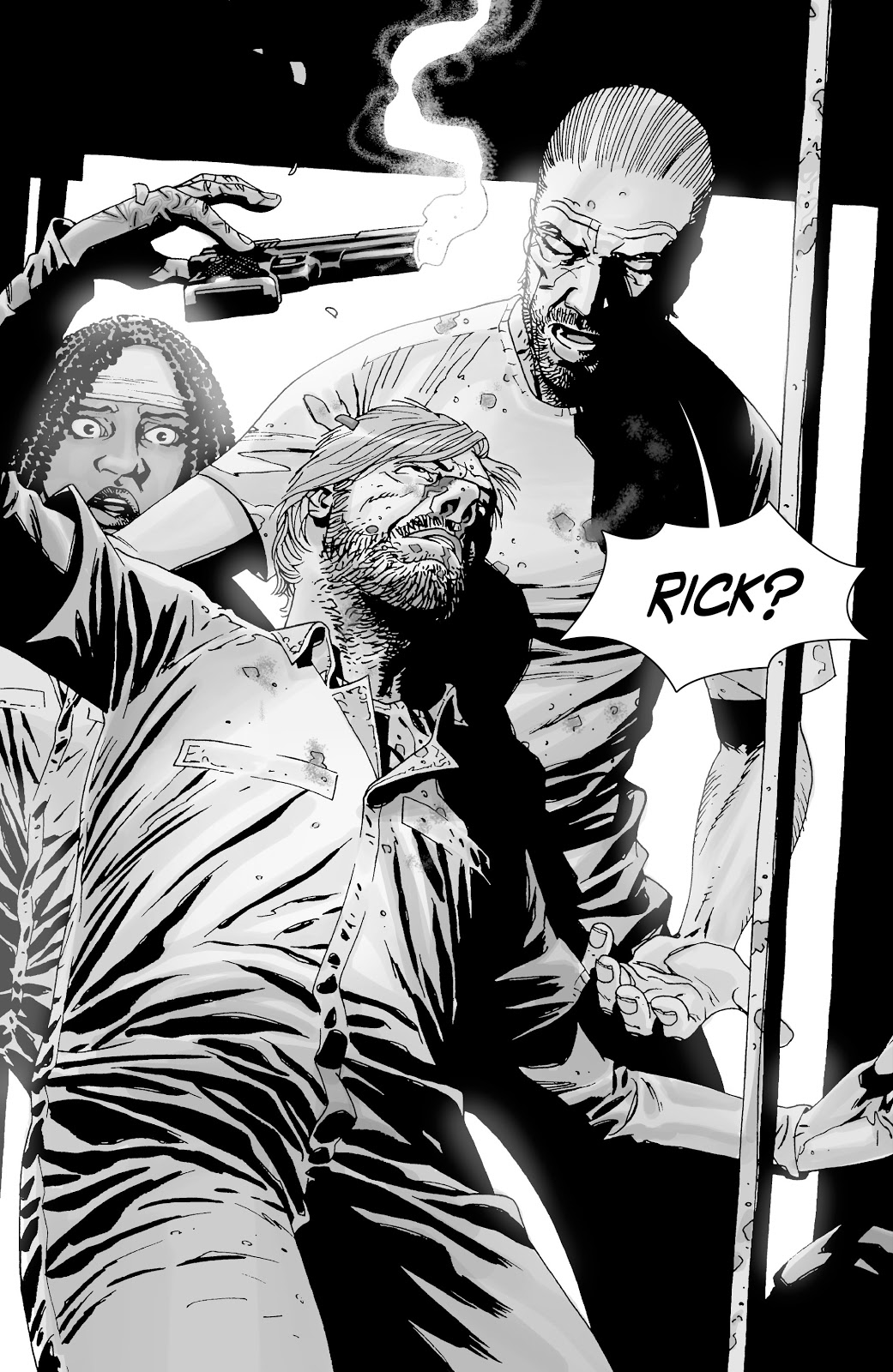 Hershel Greene (The Walking Dead #23)