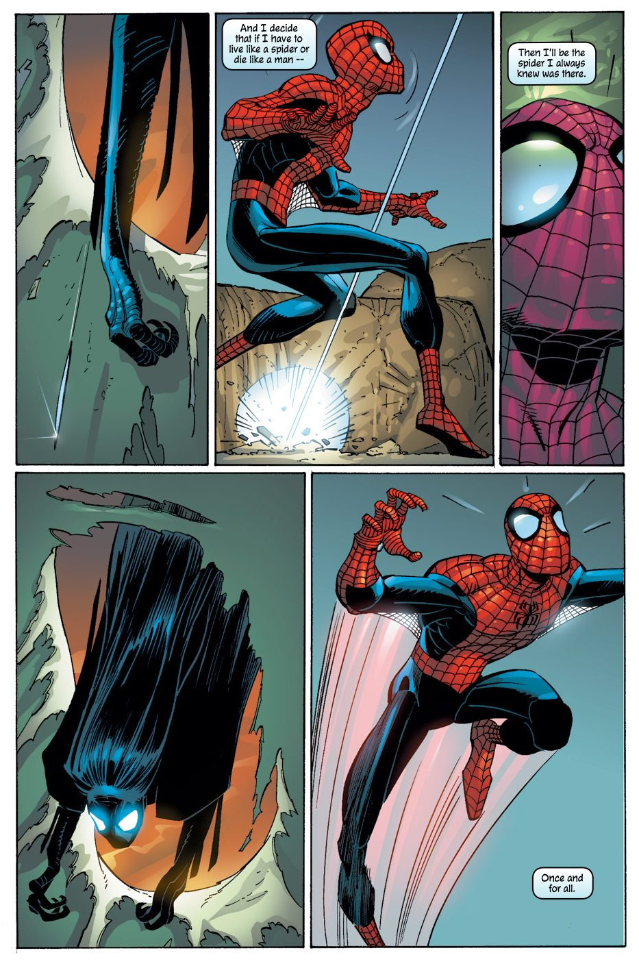 How Spider-Man Defeated Shathra