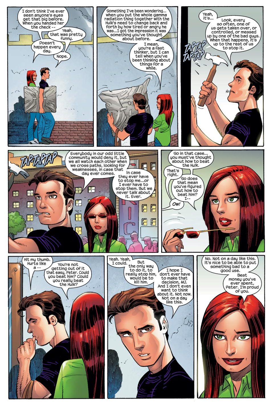 From – The Amazing Spider-Man Vol. 2 #54