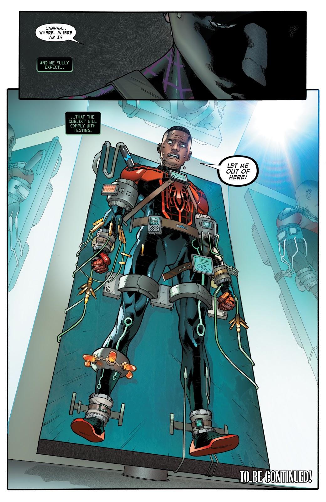 Miles Morales Spider-Man #5