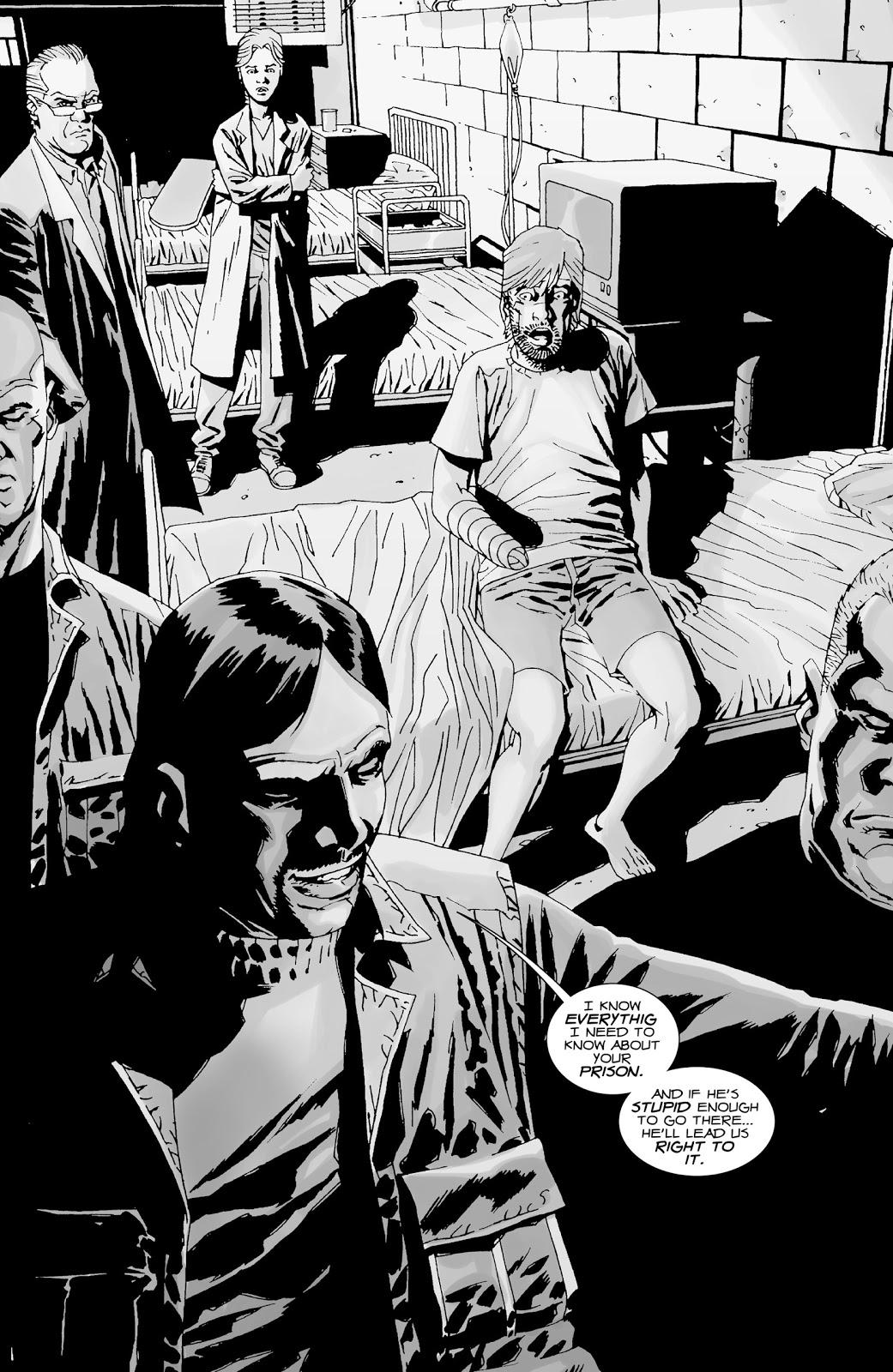 Rick Grimes (The Walking Dead #29)