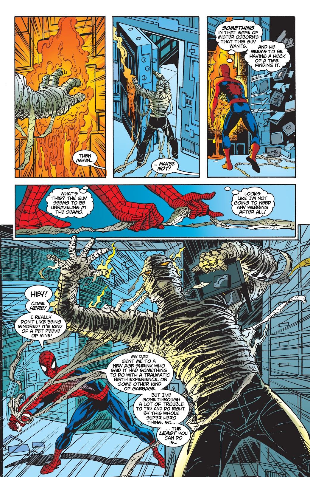 Spider-Man (Martha Franklin) VS Shadrac