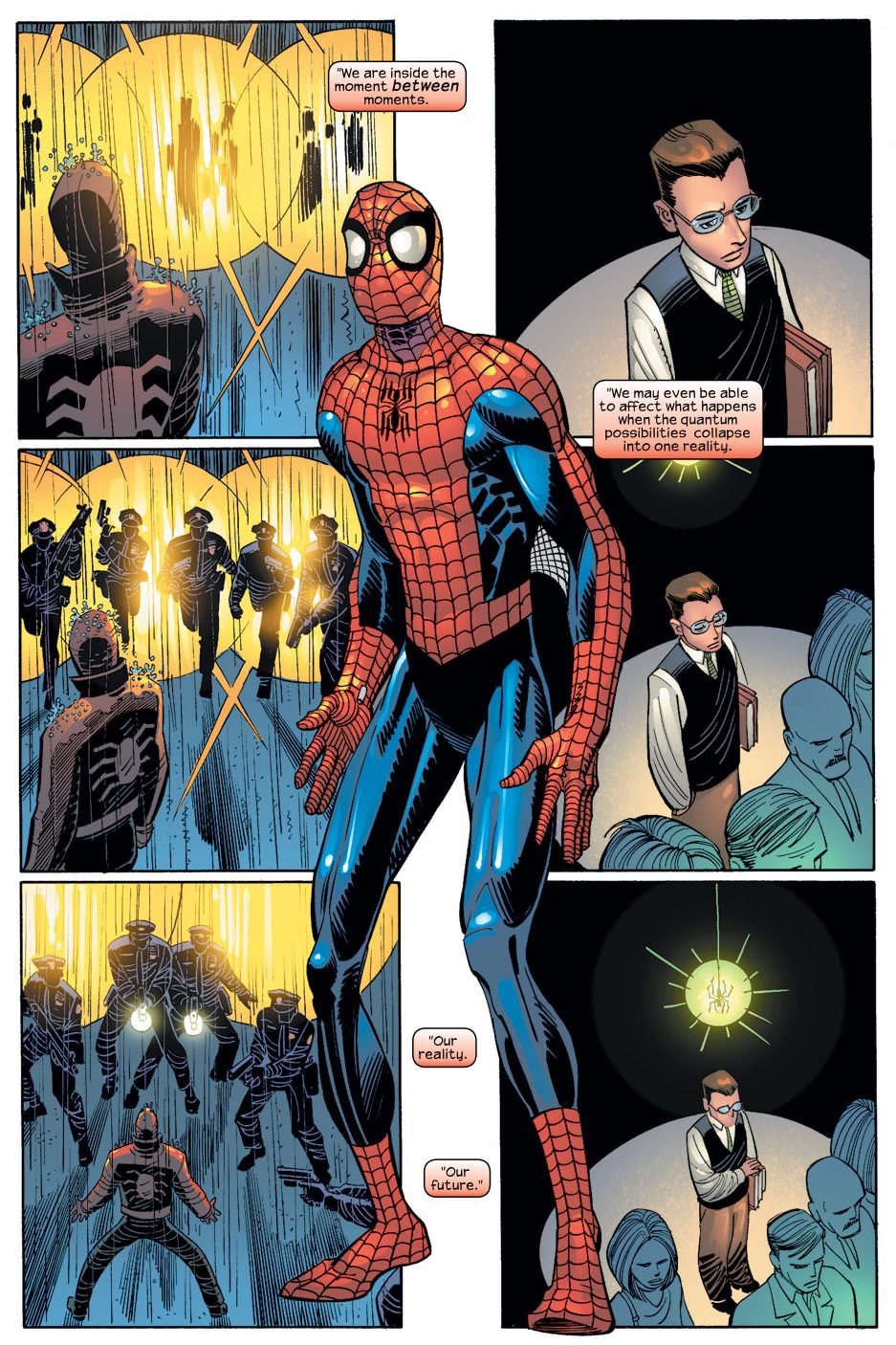 The Amazing Spider-Man Vol. 2 #58