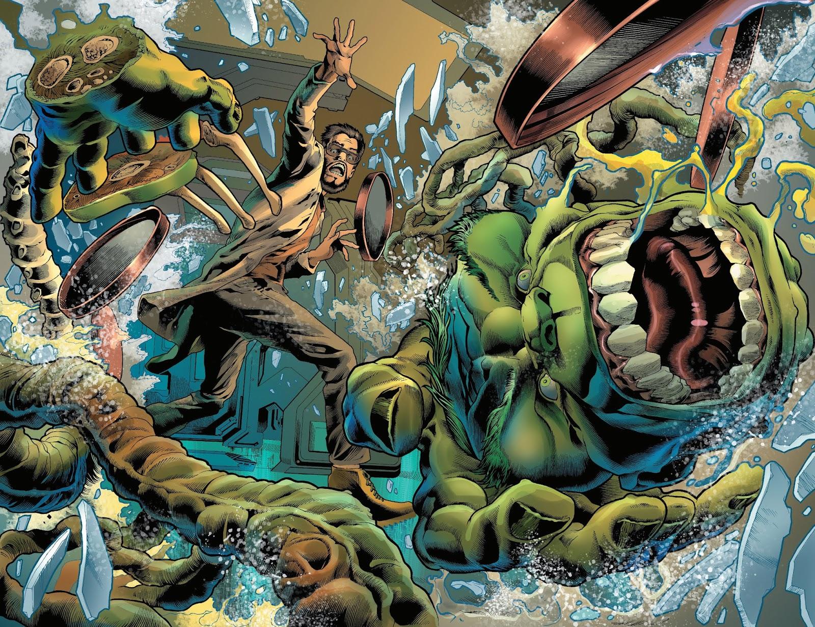 The Immortal Hulk Can Reassemble Himself