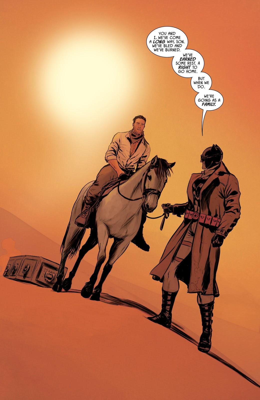Thomas And Bruce Wayne (Batman Vol. 3 #73)
