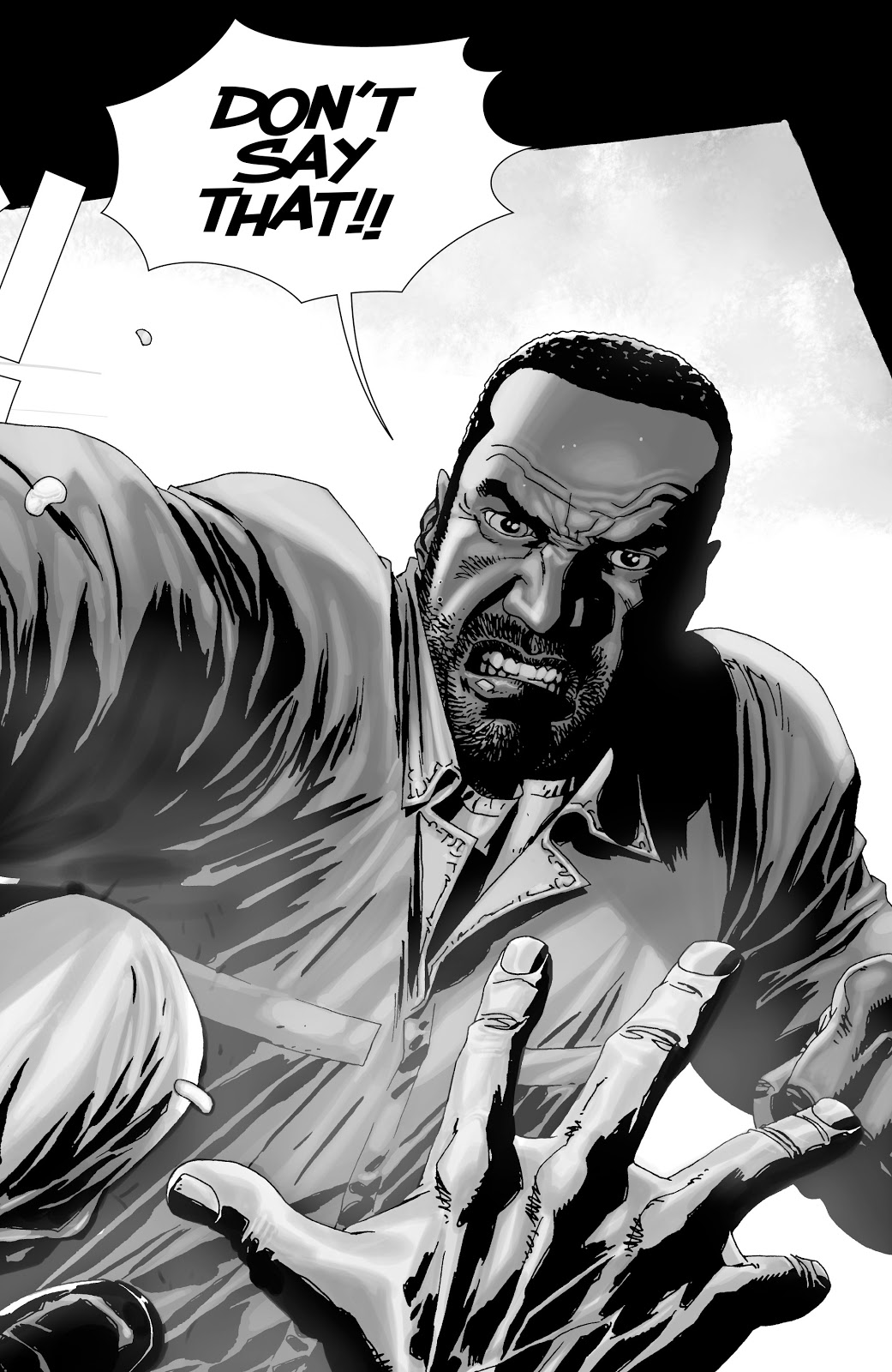 Tyreese (The Walking Dead #23)