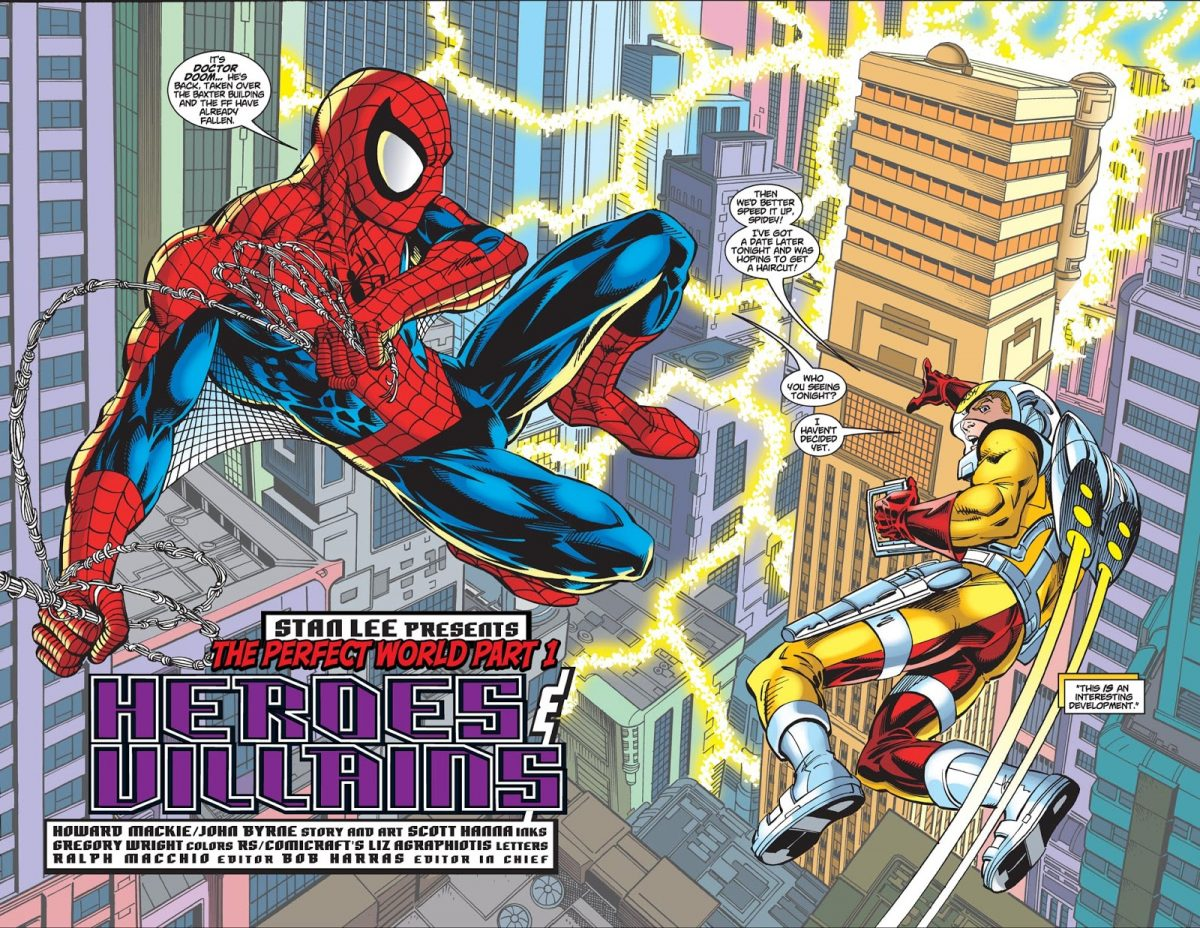 Flash Thompson (The Amazing Spider-Man Vol. 2 #7)