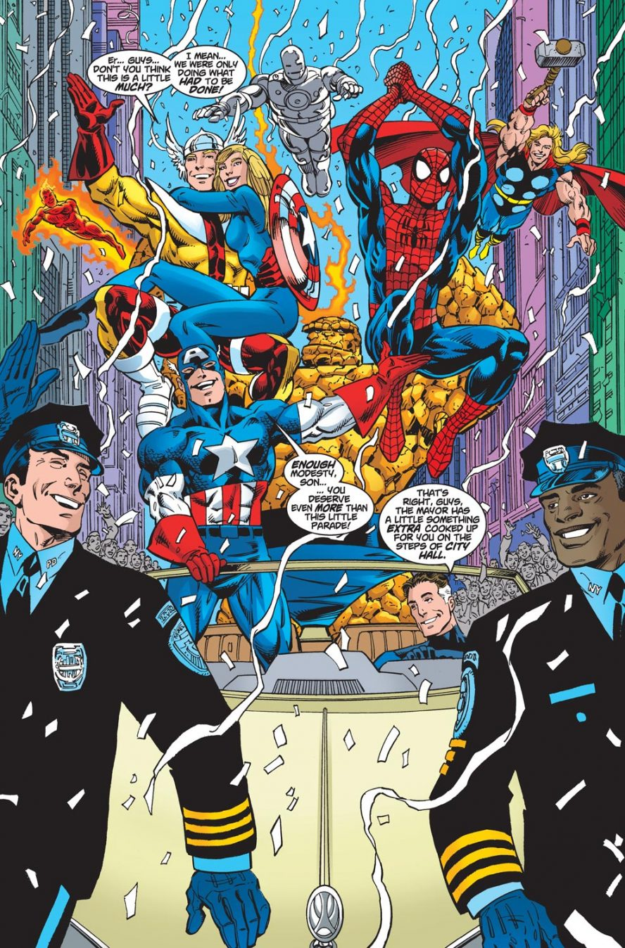 The Avengers (The Amazing Spider-Man Vol. 2 #7)