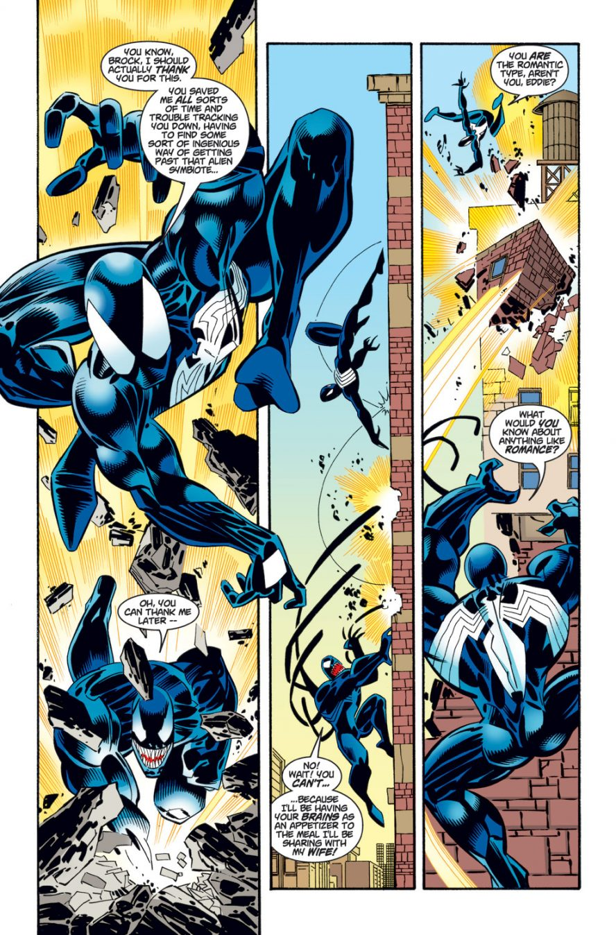 Venom's Wife Commits Suicide