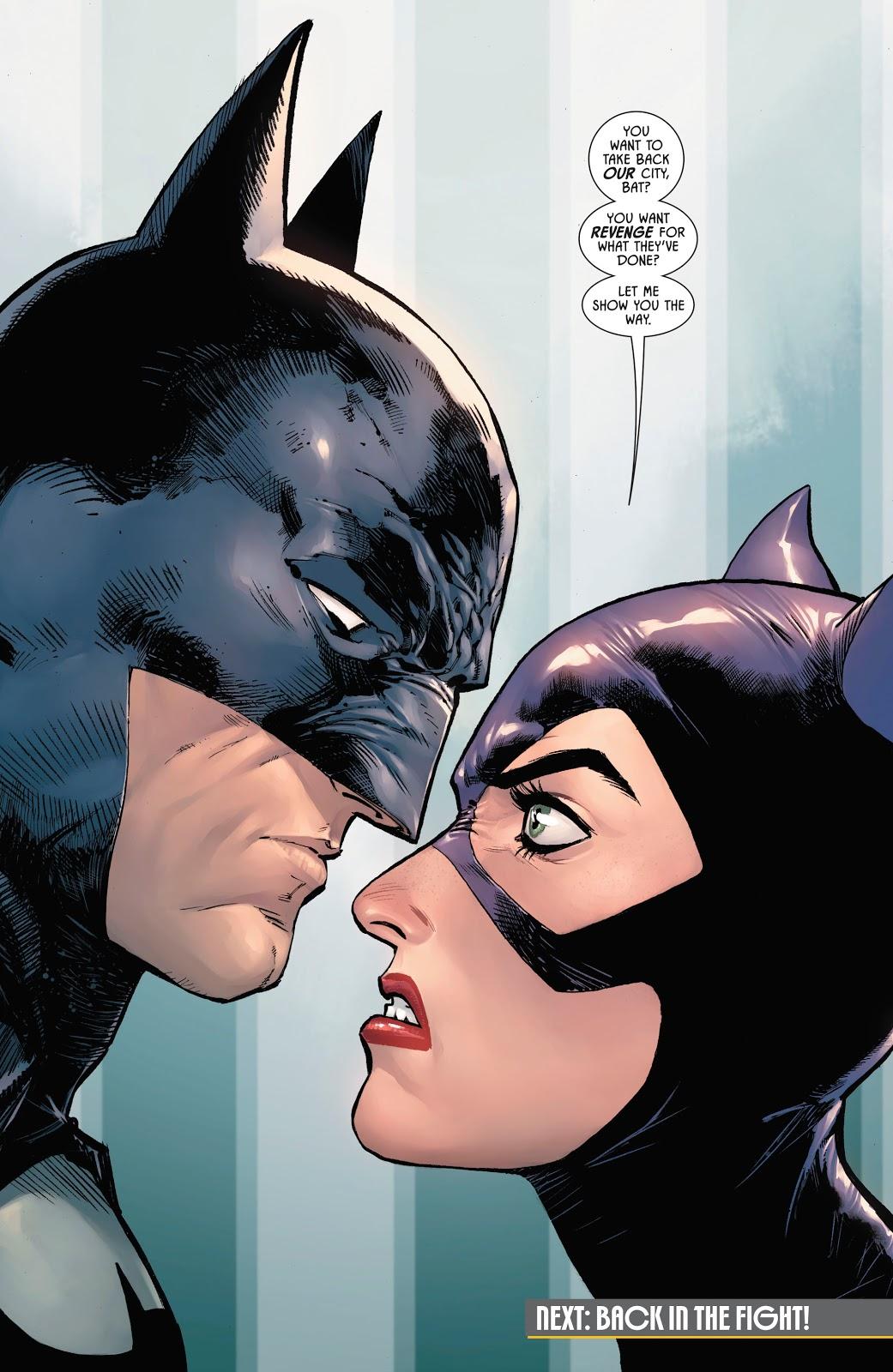 Batman And Catwoman (Batman Vol. 3 #77)