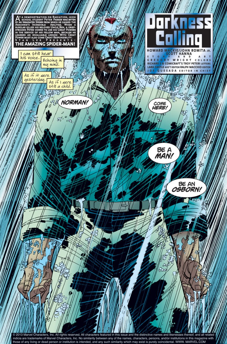 Norman Osborn (The Amazing Spider-Man Vol. 2 #25)