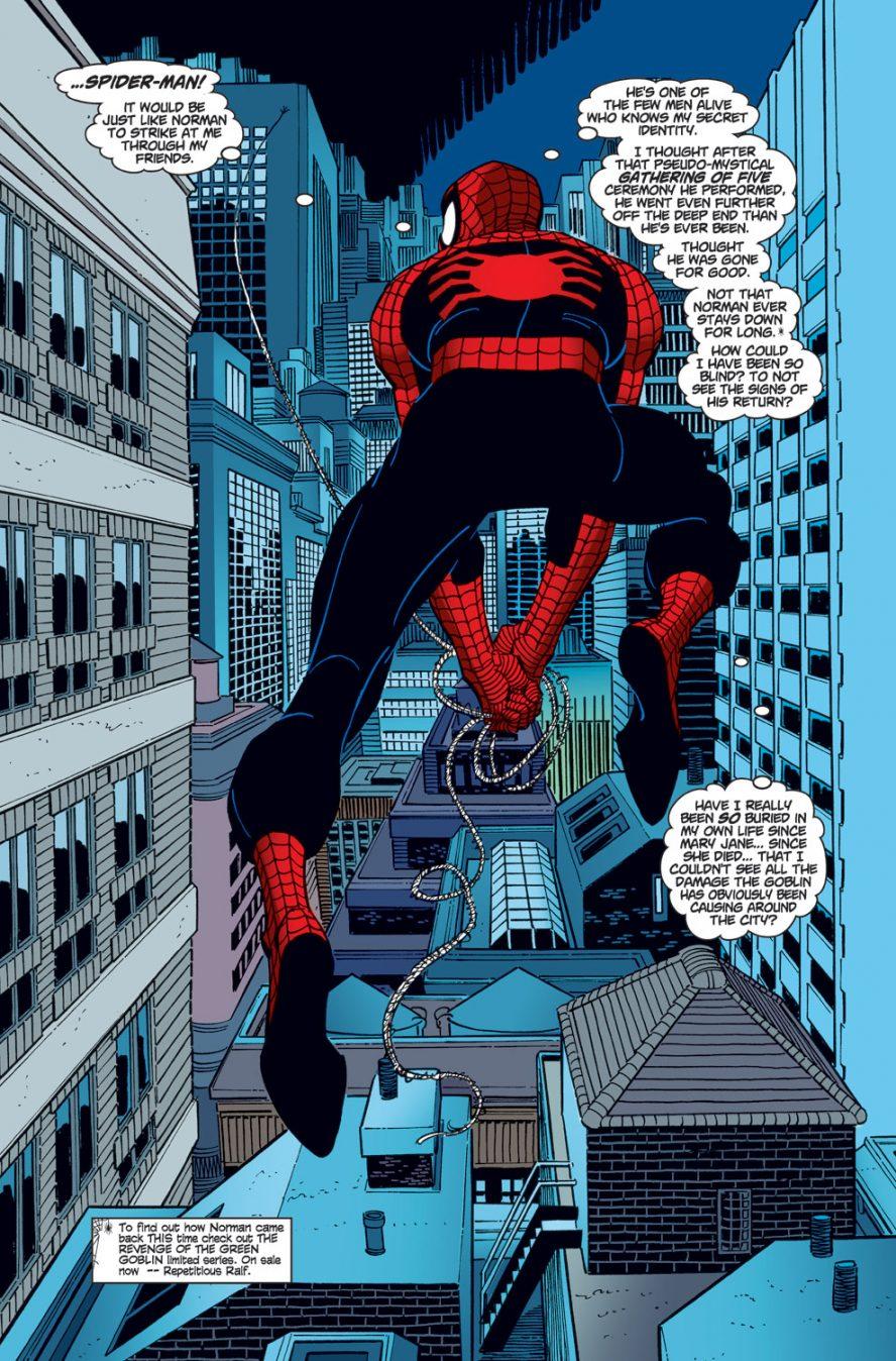 The Amazing Spider-Man Vol. 2 #25