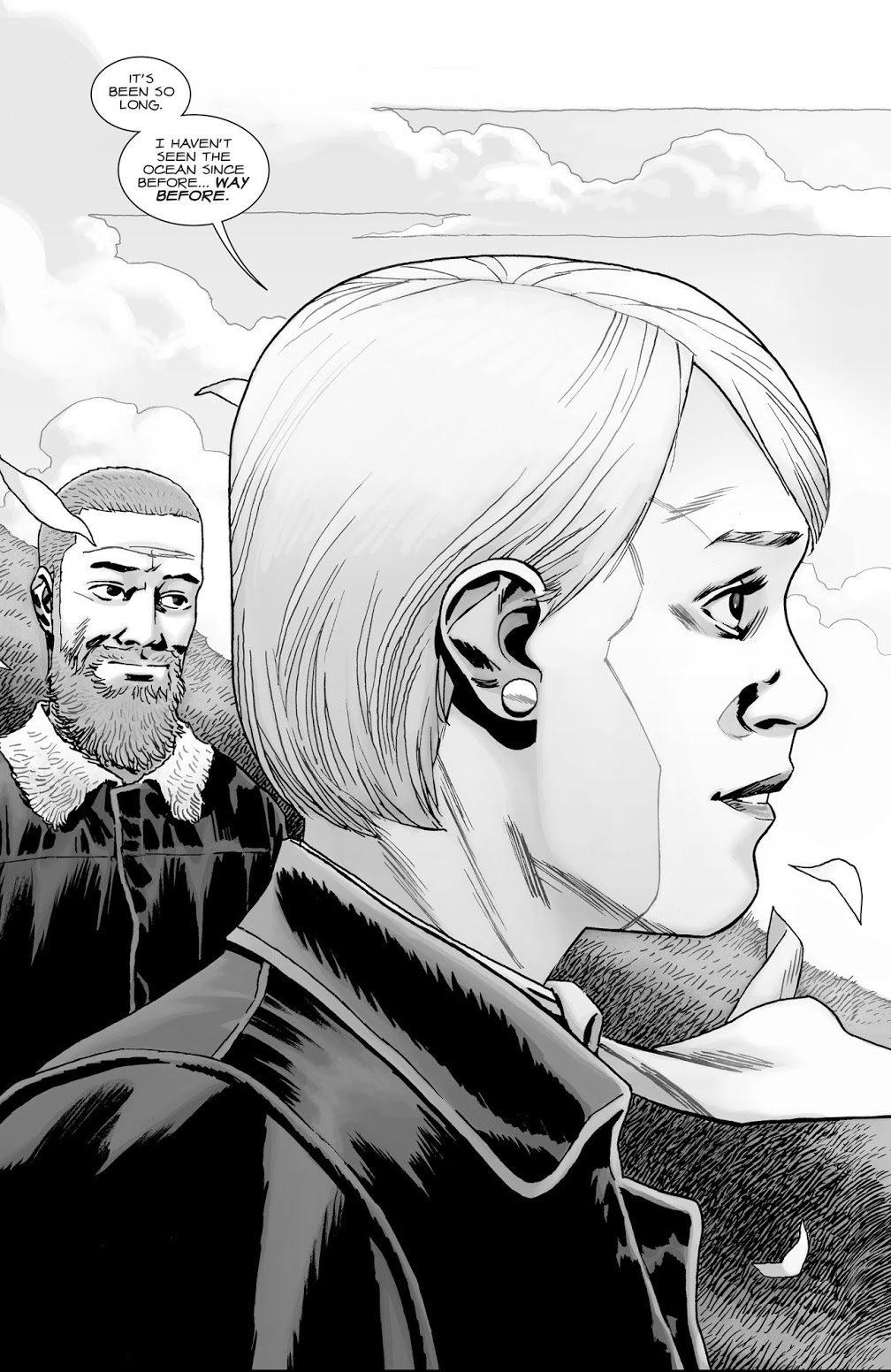 Pamela Milton (The Walking Dead #181)