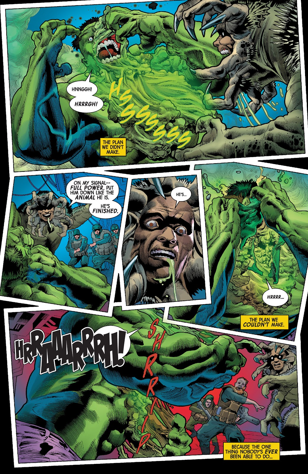 The Immortal Hulk #22