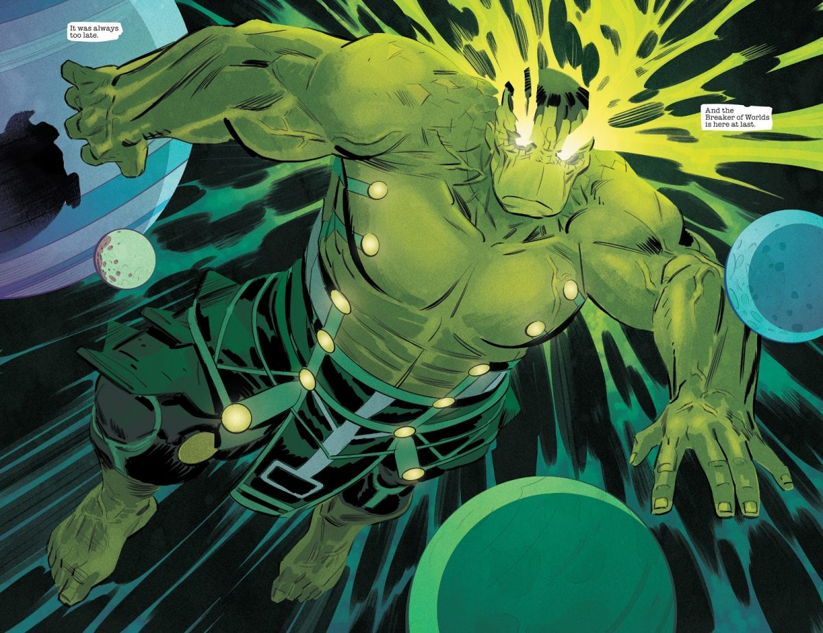 Breaker Of Worlds (Immortal Hulk #25)