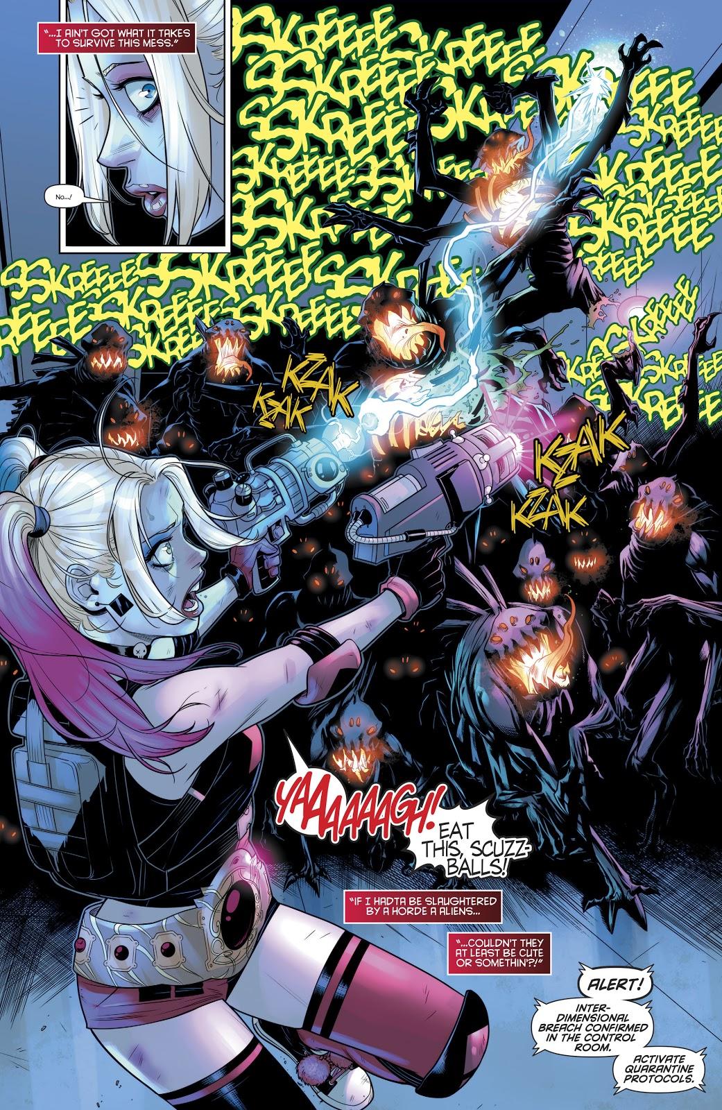 Harley Quinn Vol. 3 #60