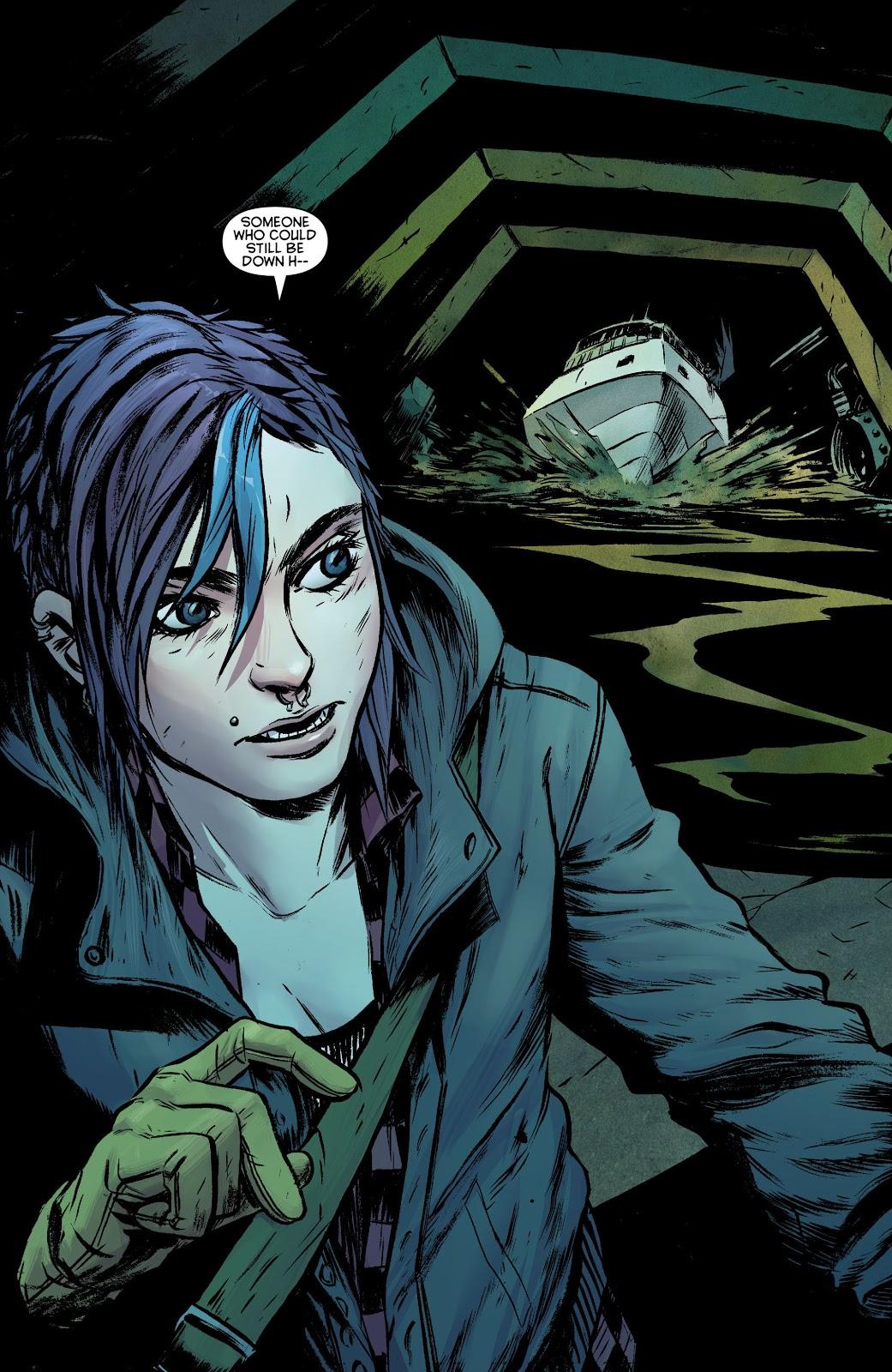 Harper Row (Batman Vol. 2 #12)