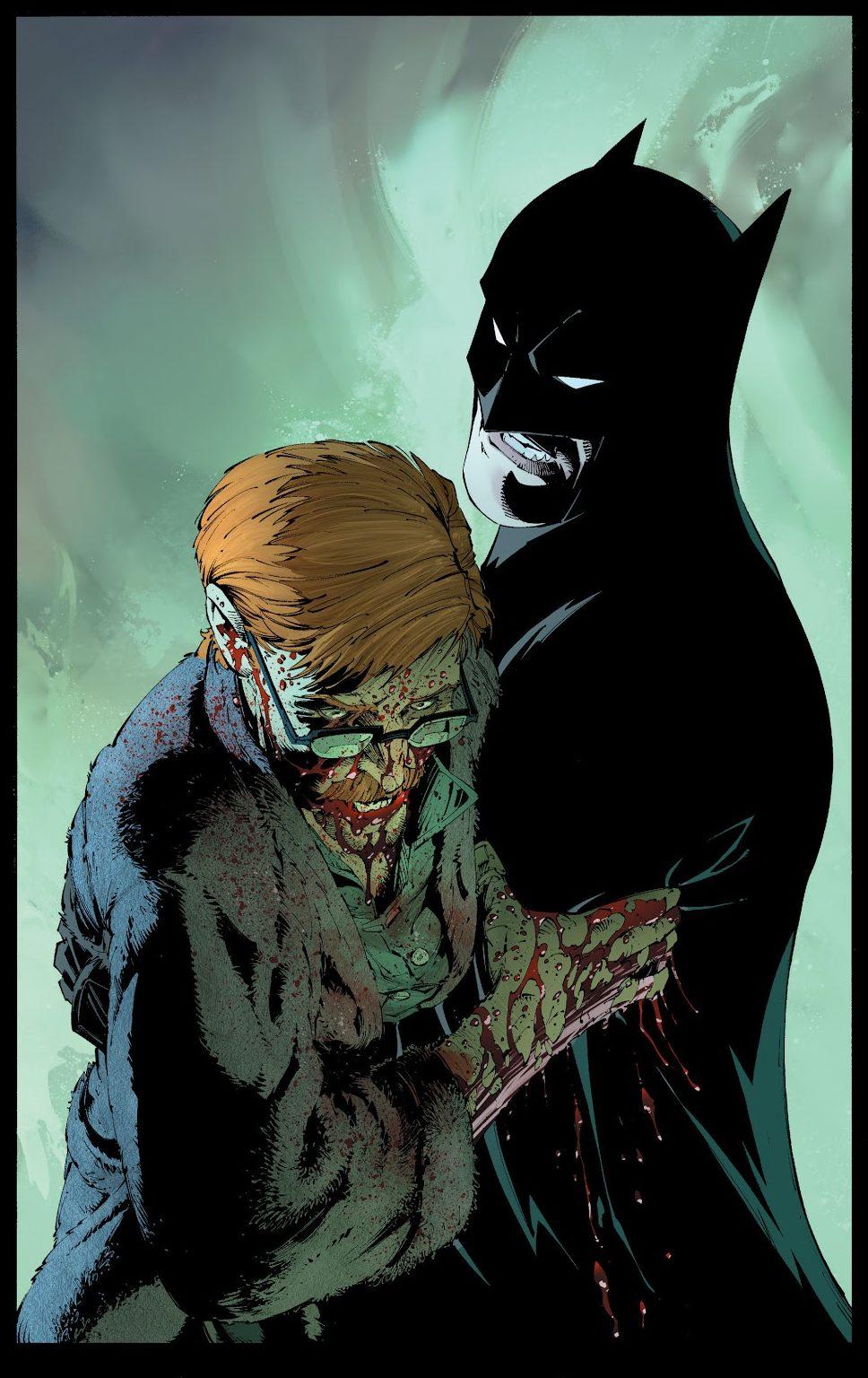 Jim Gordon (Batman Vol. 2 #14)