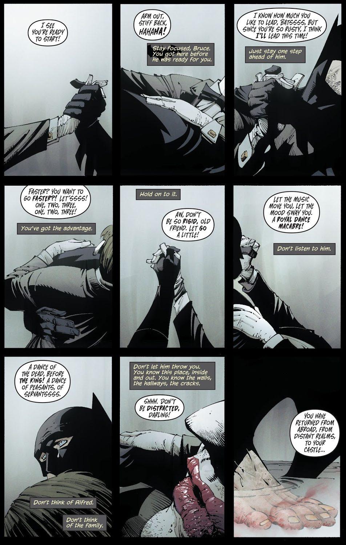 The Joker Transforms Arkham Asylum (Death Of The Family)