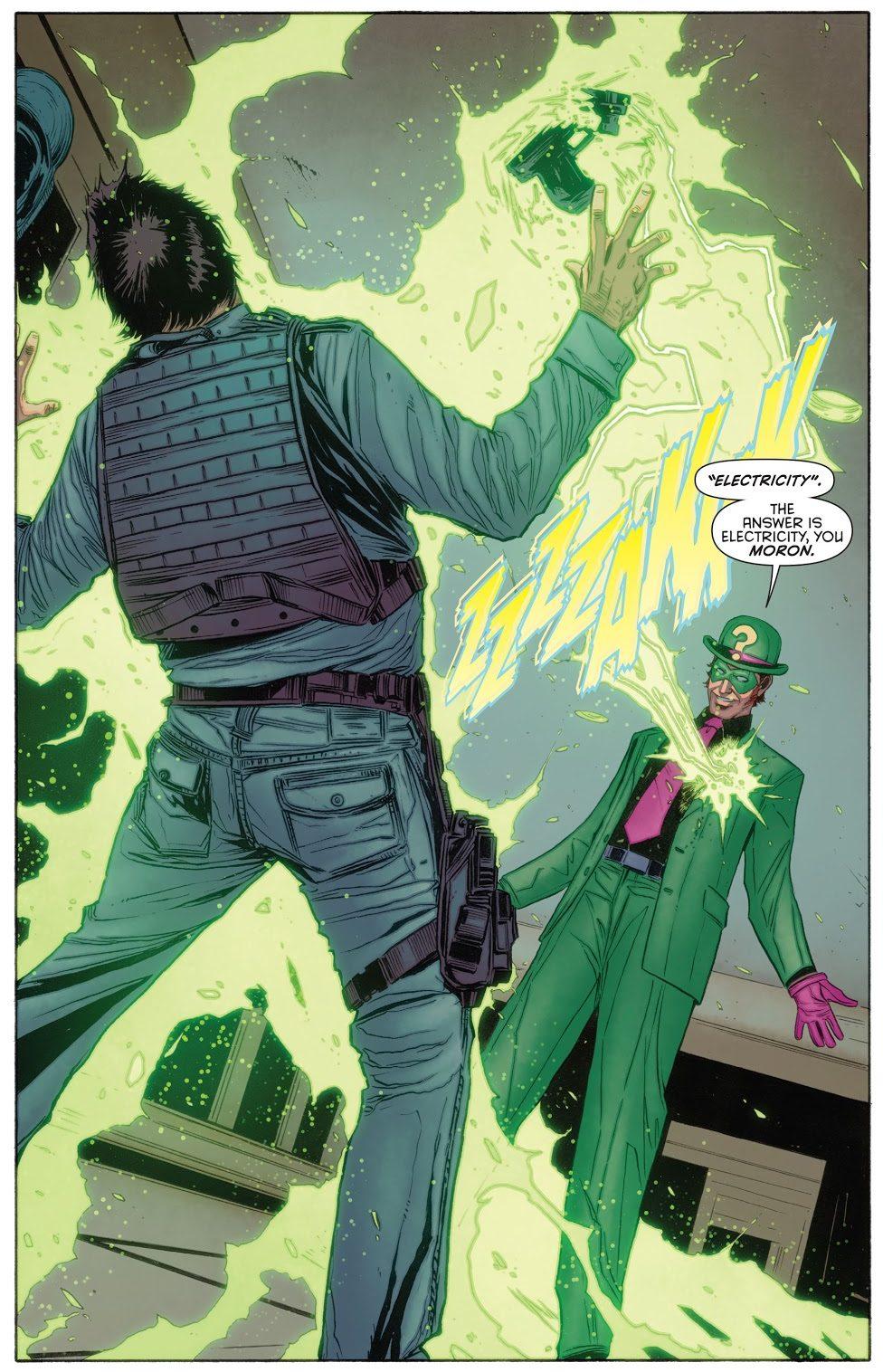 The Riddler (Batman Vol. 2 #23.2)