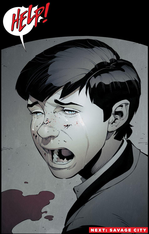 Bruce Wayne (Batman Vol. 2 #29)
