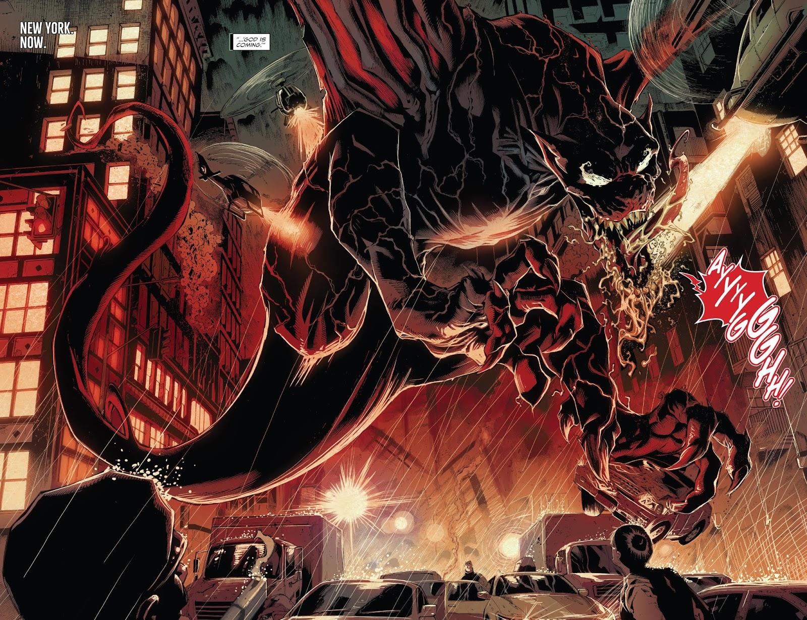 Grendel Symbiote (Venom Vol. 4 #2)