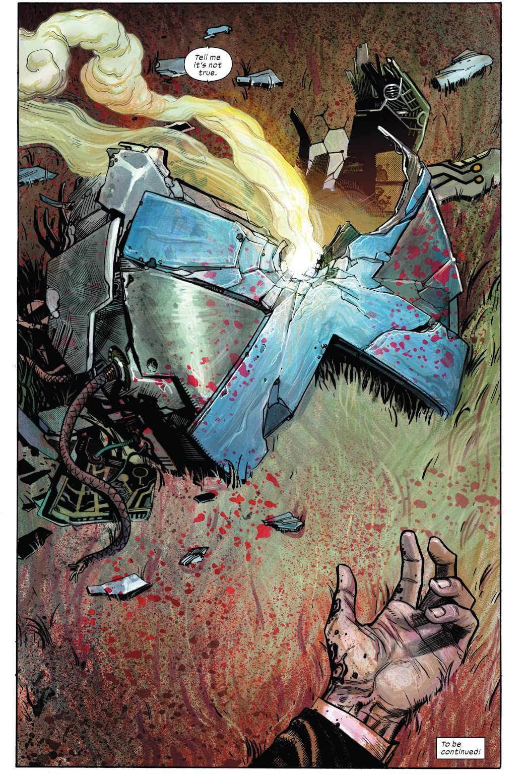 Professor X Gets Assassinated