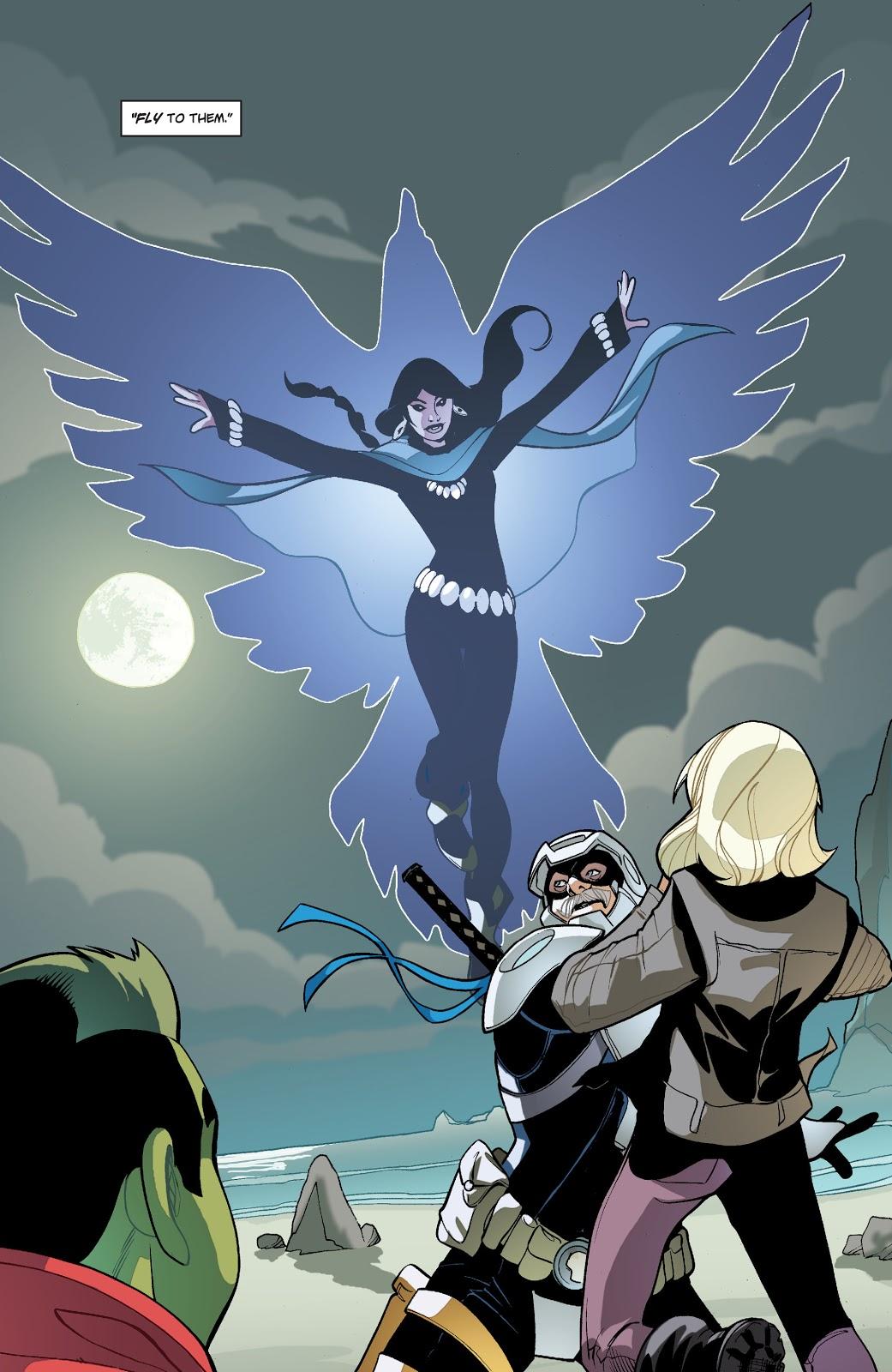 Raven (Teen Titans - Earth 1)