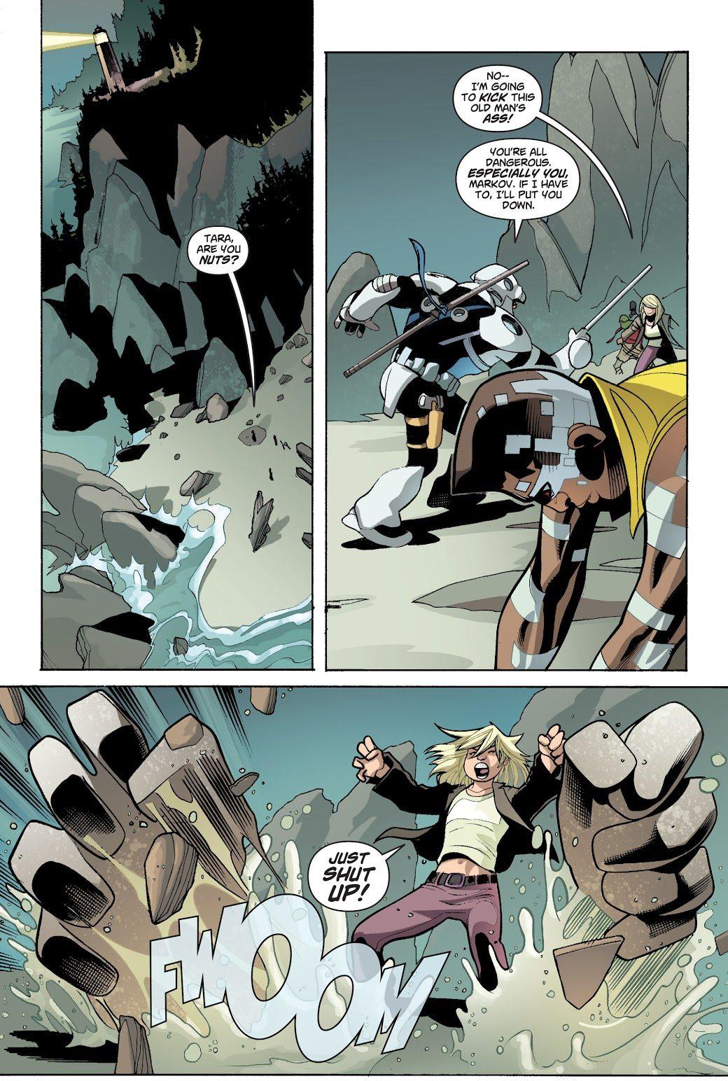 Deathstroke-VS-Teen-Titans-Teen-Titans-Earth-1