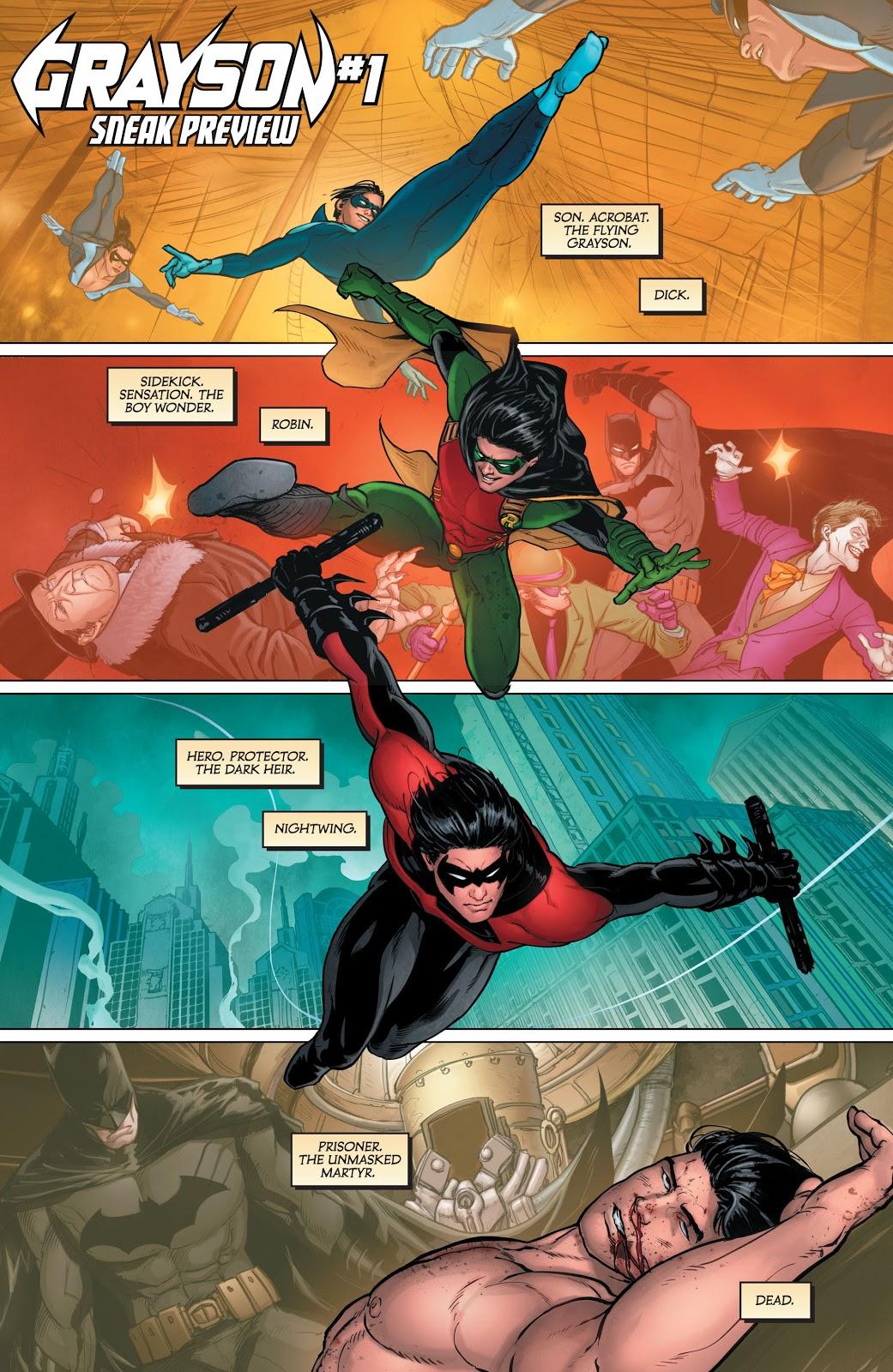 Dick Grayson (Batman Vol. 2 #32)