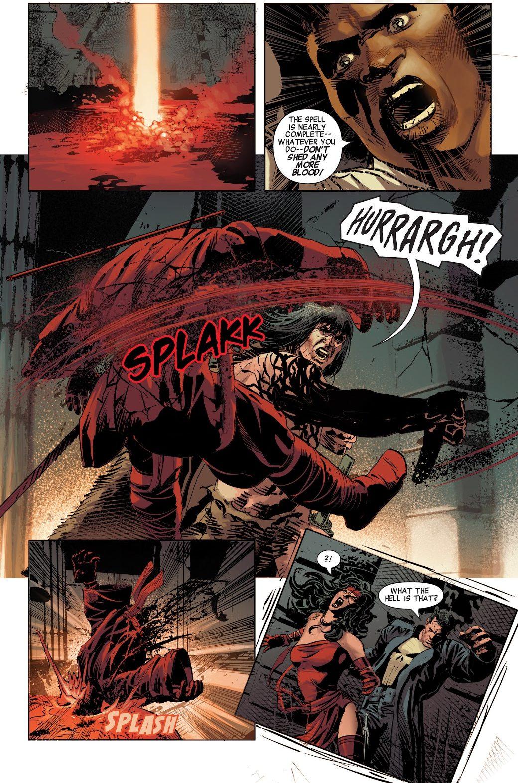Conan The Barbarian Bonds With A Symbiote