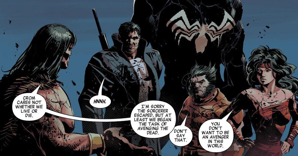 Conan The Barbarian Describes His God Crom