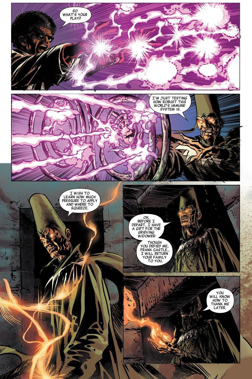 Doctor Voodoo Exorcises Skinwalkers