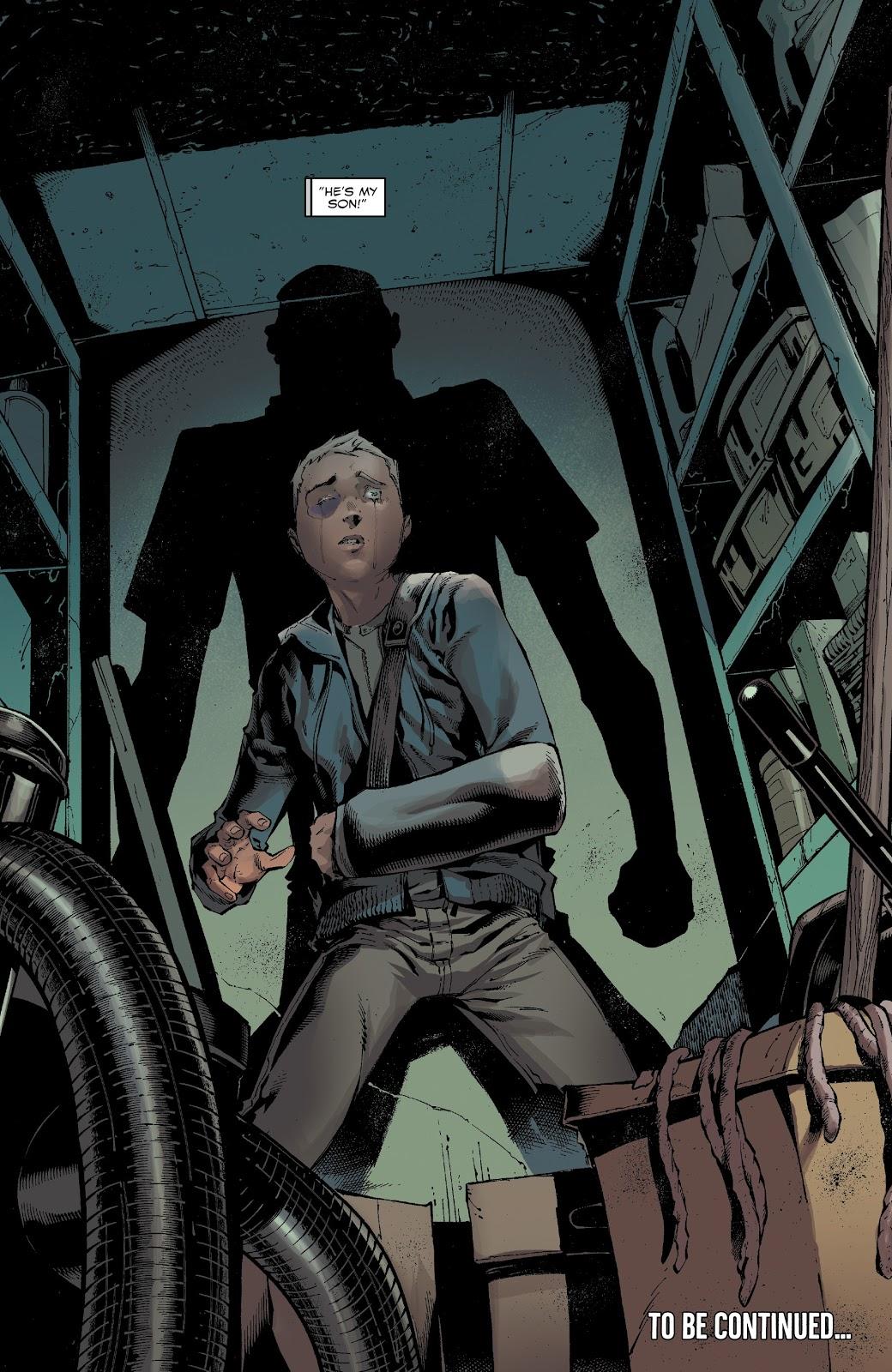 Dylan Brock Is Venom's Son