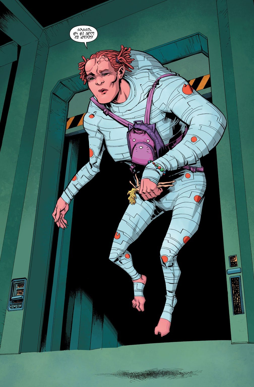 Blackfire-Teen-Titans-–-Earth-1-Vol. 2