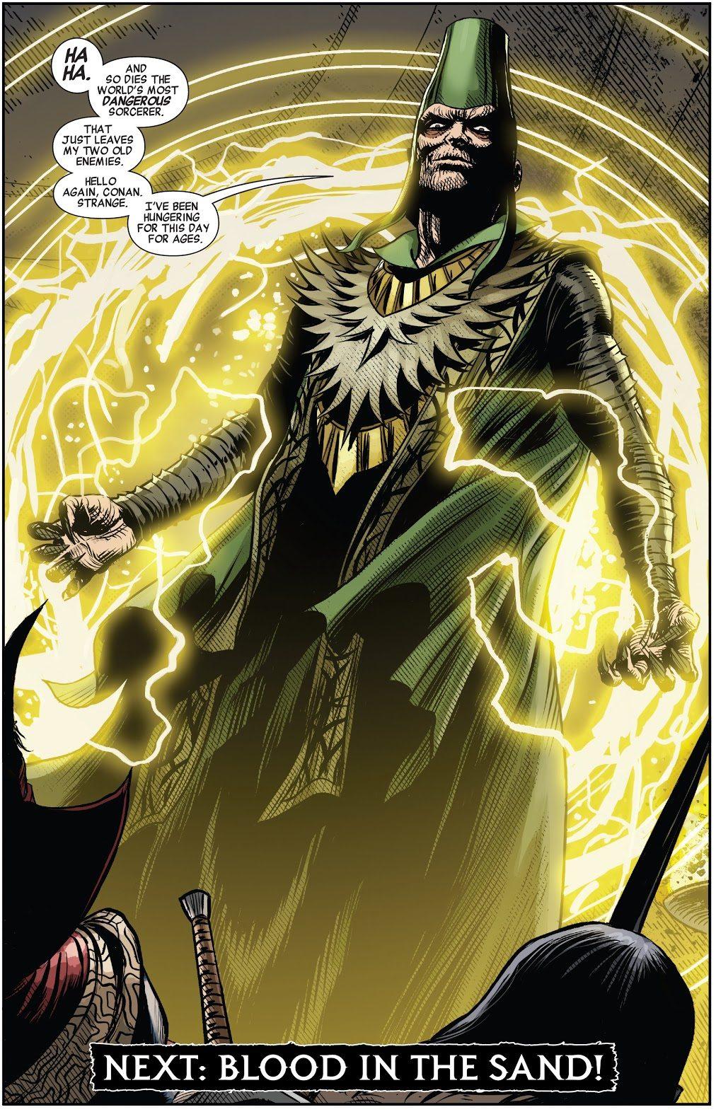 Kulan Gath (Savage Avengers #8)