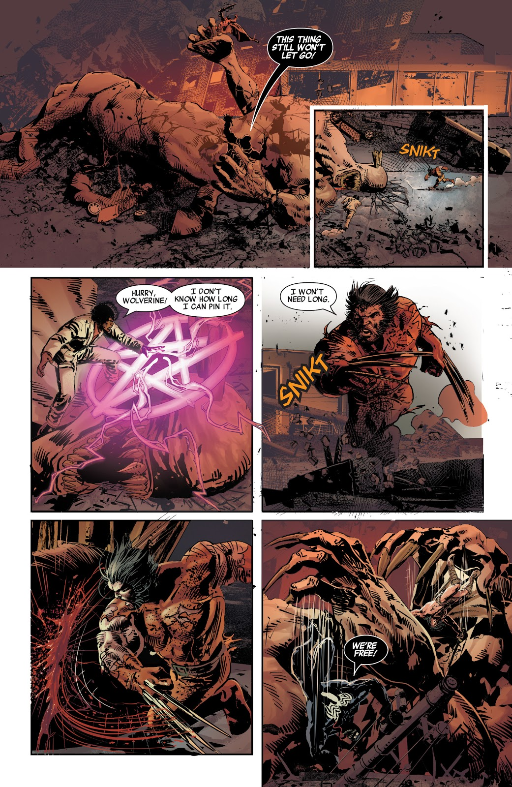 Savage Avengers VS Jhoatun Lau