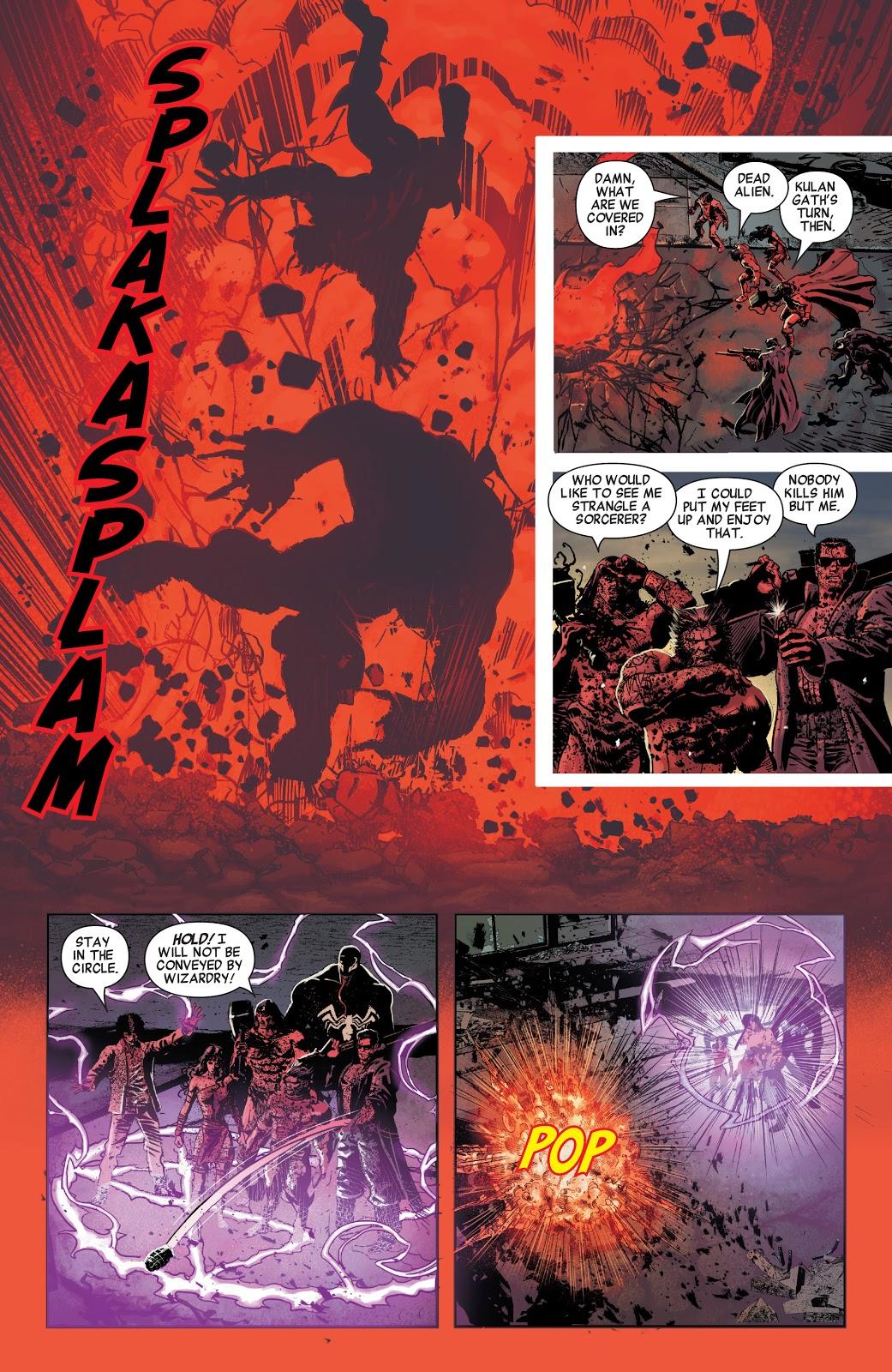 Savage Avengers VS Jhoatun Lau 5