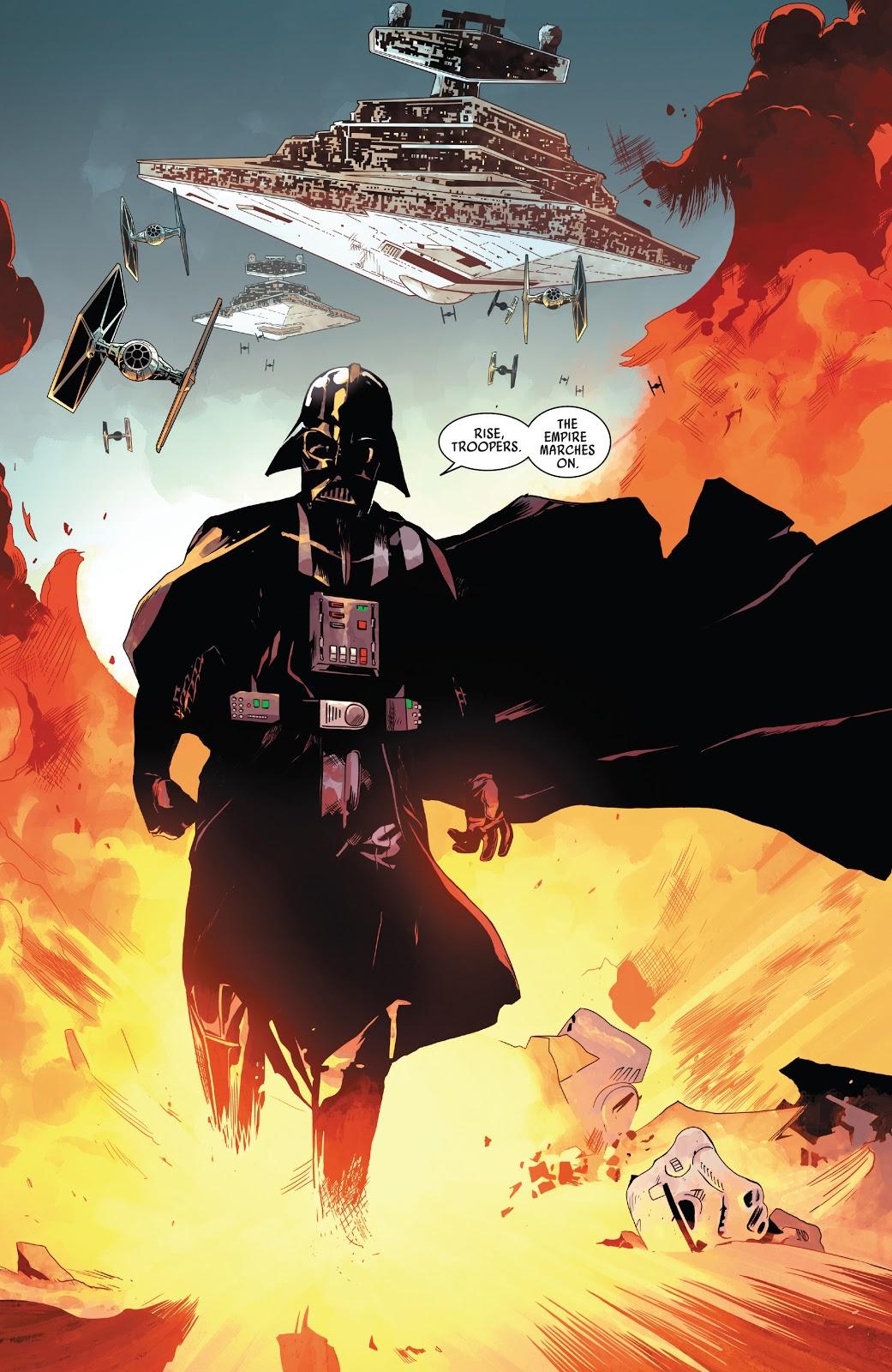 Darth Vader (Star Wars – Target Vader 3)