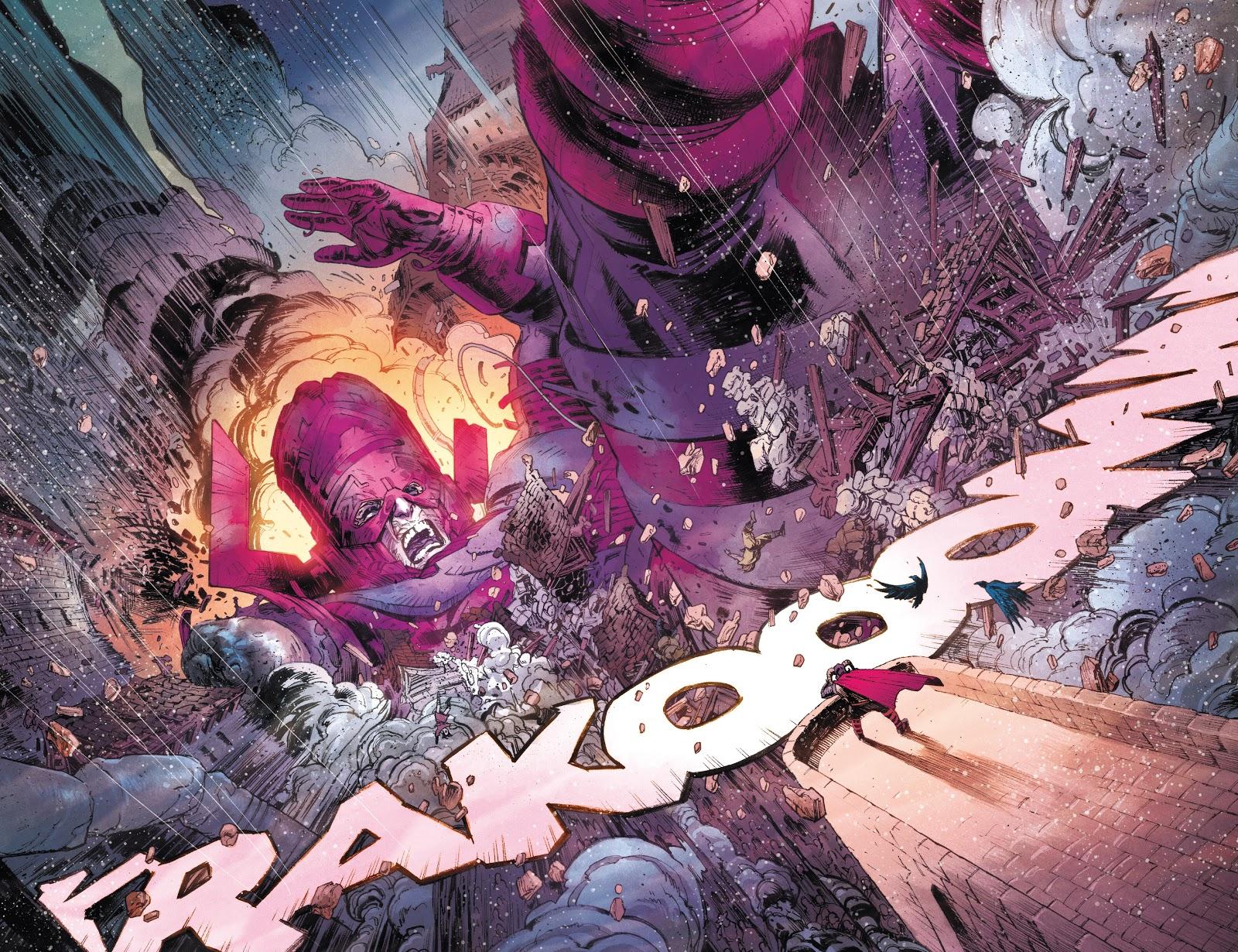 Galactus (Thor Vol. 6 #1)