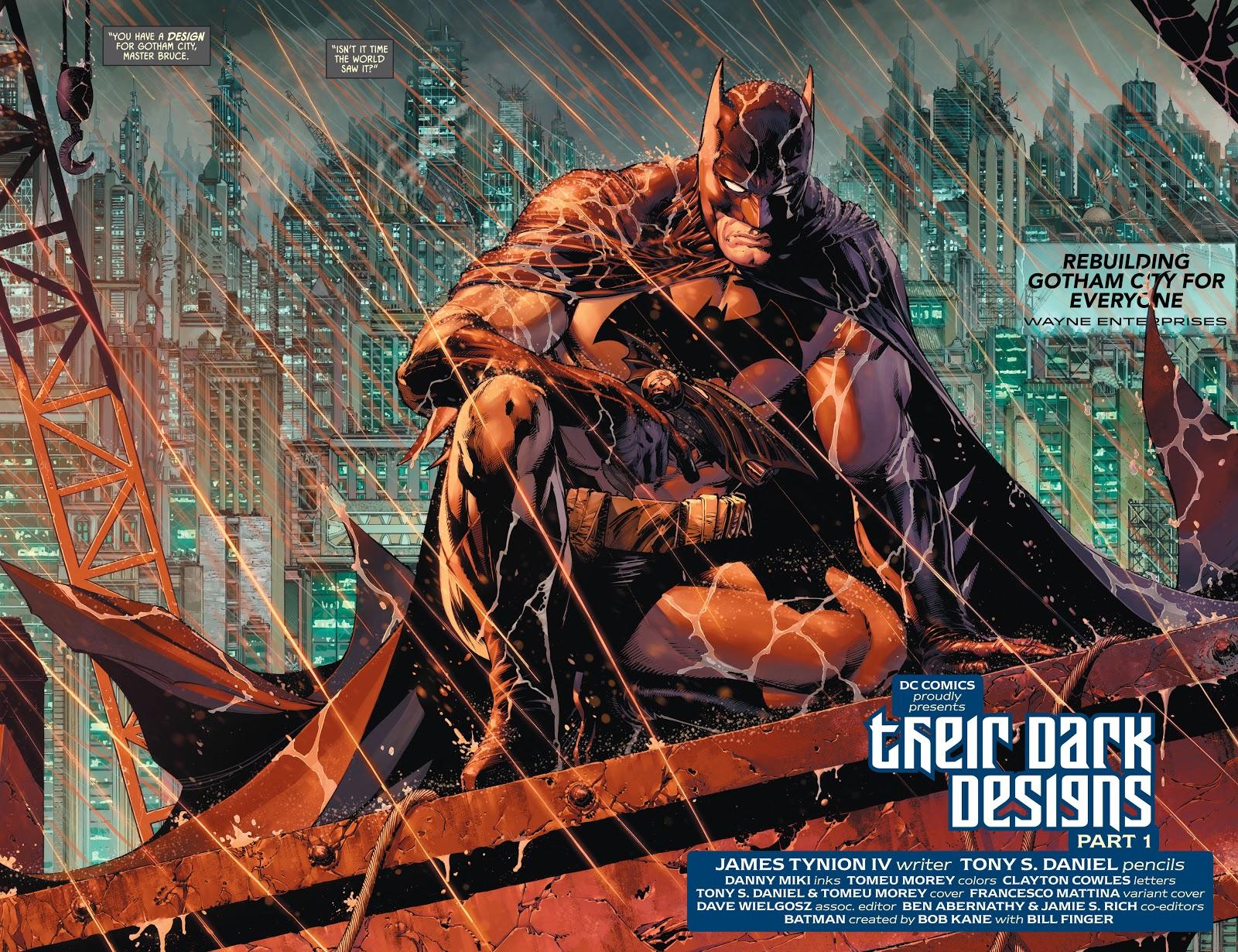 Batman Vol. 3 #86
