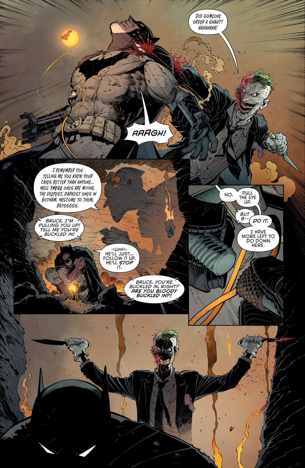 Batman VS The Joker (Endgame)