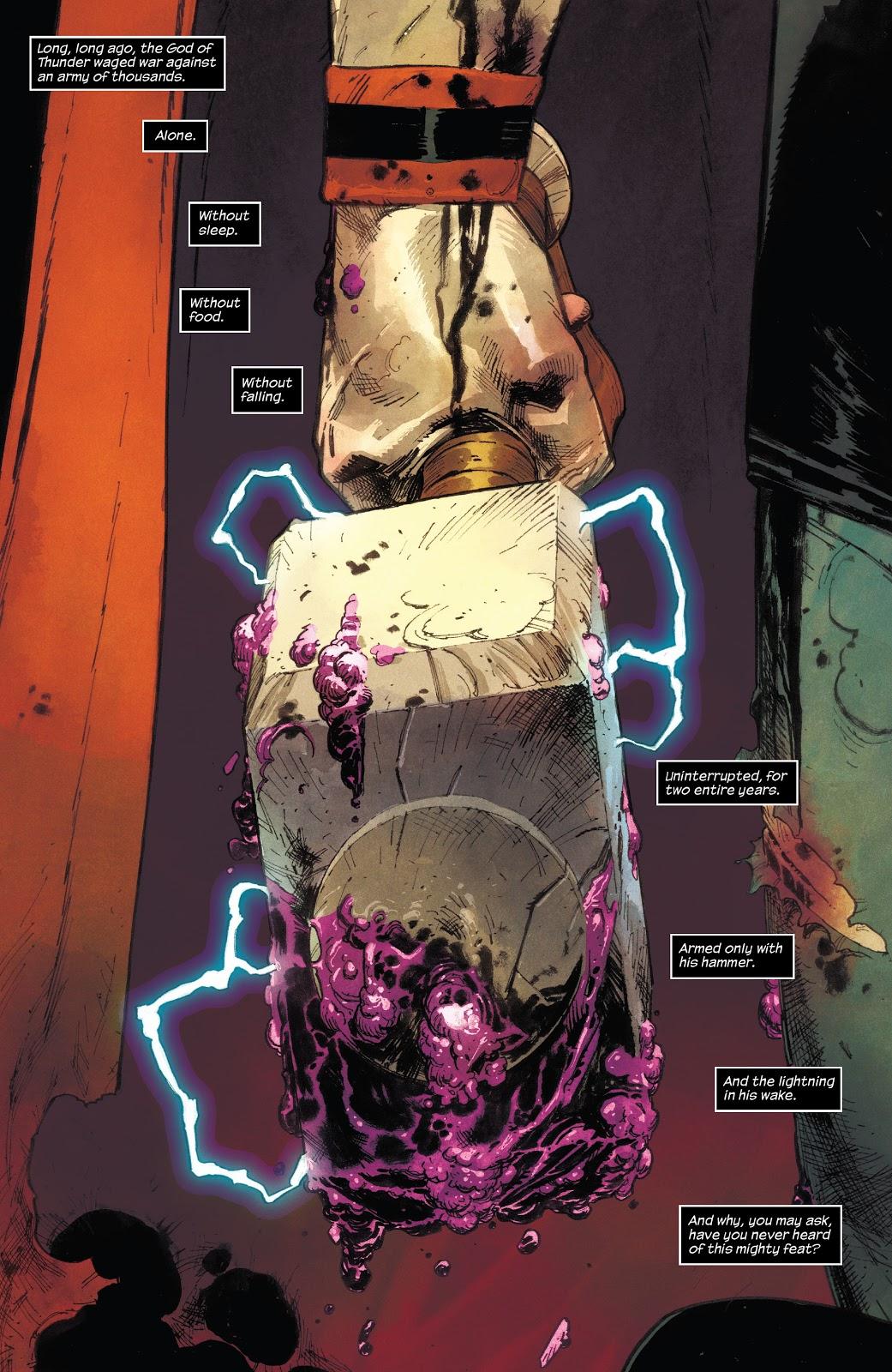 Mjolnir (Thor Vol. 6 #3)