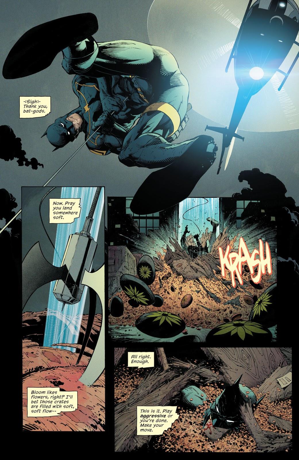 Batman Jim Gordon VS His Batsuit