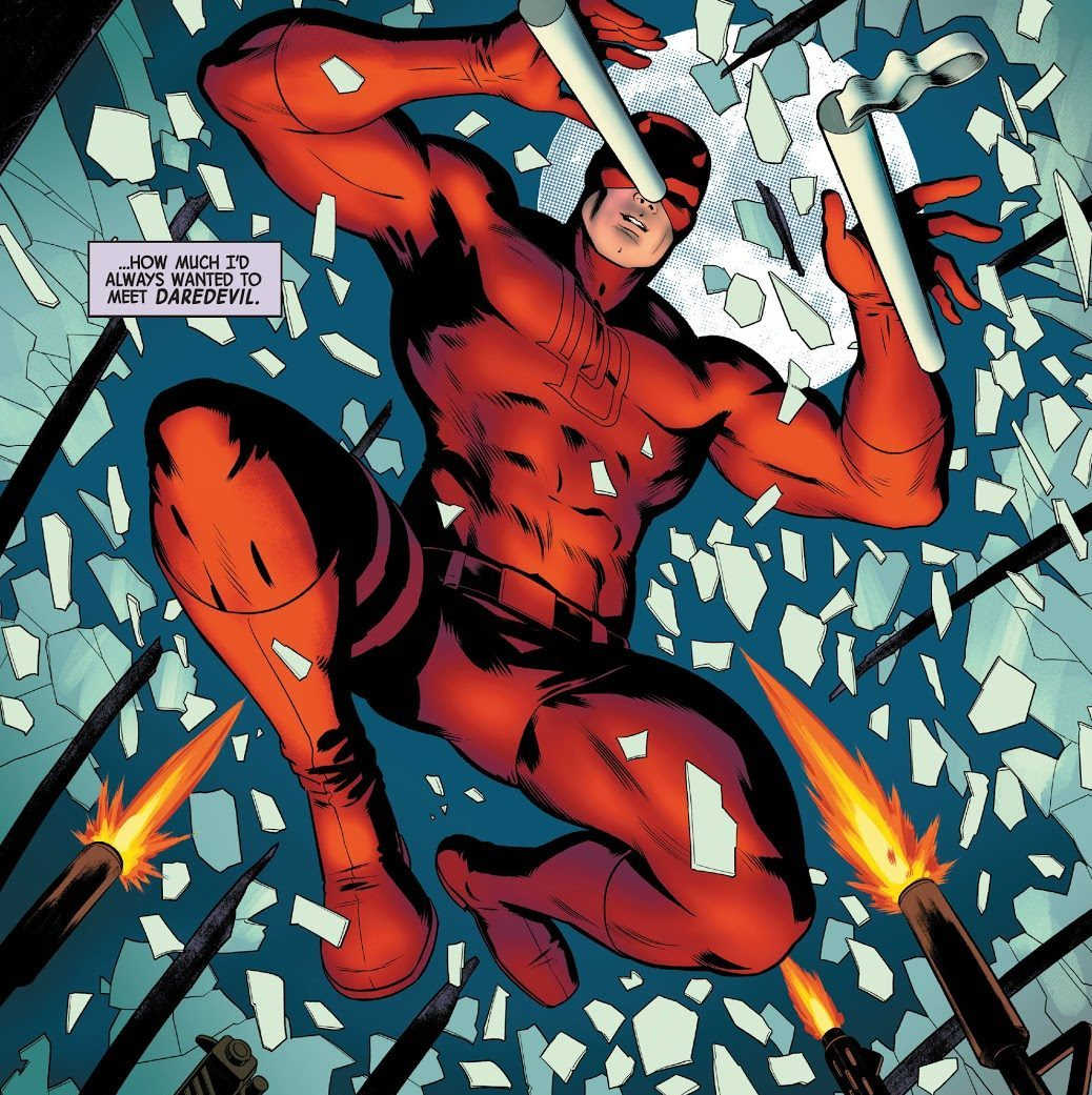 Daredevil (The Immortal Hulk #31)